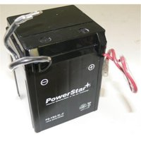 BatteryJack PS-YB2.5L-C-03 Sealed AGM Battery Honda Shadow Spirit 1100 1997 - 2007 YTX14 - BS VT1100