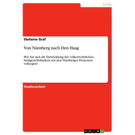 Von Nürnberg nach Den Haag - eBook - Halloween Den Haag