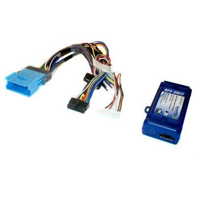 Gm Data Bus Interface (PAC RP3-GM12 Radio Replacement Interface for Select GM Vehicles (Class II Data-Bus, 24-Pin Harness, Chevrolet Equinox 2005-2006 and Pontiac Torrent)
