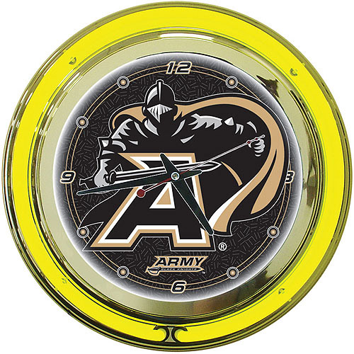 "U.S. Army 14"" Neon Wall Clock"