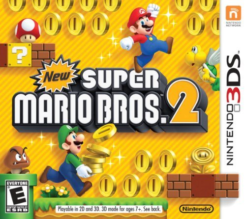 PREORDER - New Super Mario Bros.2 - Nintendo 3DS - Launches 8/19/2012