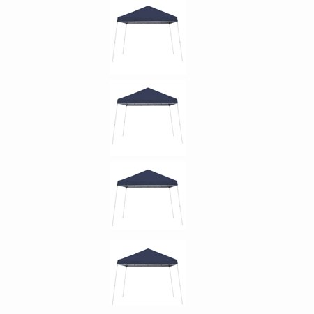 Z Shade 10' x 10' Instant Shade Outdoor Canopy Party Gazebo Tent (4 Pack) -  Z-Shade, 4 x ZSB10INSTNB
