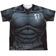Shadowman Uniform (Front Back Print) Big Boys Sublimation Shirt