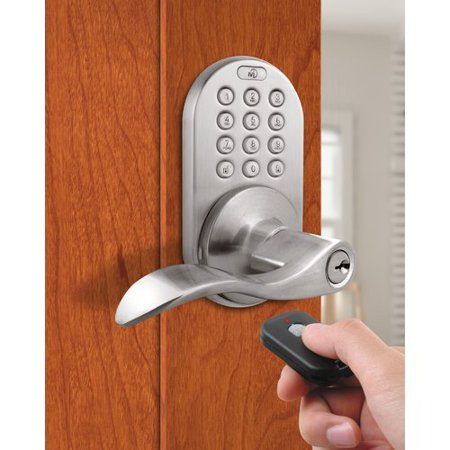 Milocks Keyless Entry Door Lever