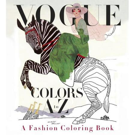 VOGUE COLORS A TO Z: A FASHIONABLE (Vogue Boots)