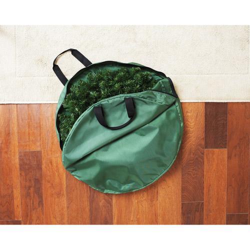 Mainstays Wreath Storage, Green