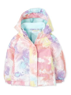 The Children's Place Baby Toddler Girl 3-in-1 Winter Jacket Coat