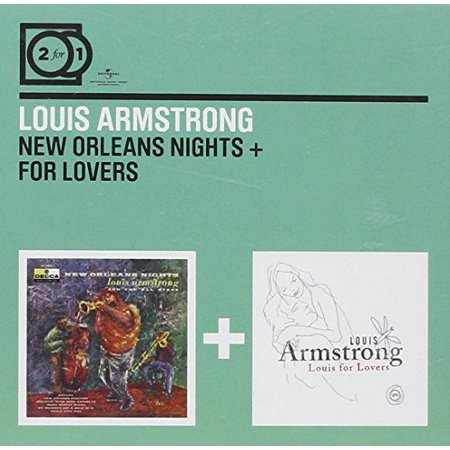 New Orleans Nights/For Lovers (CD) ()