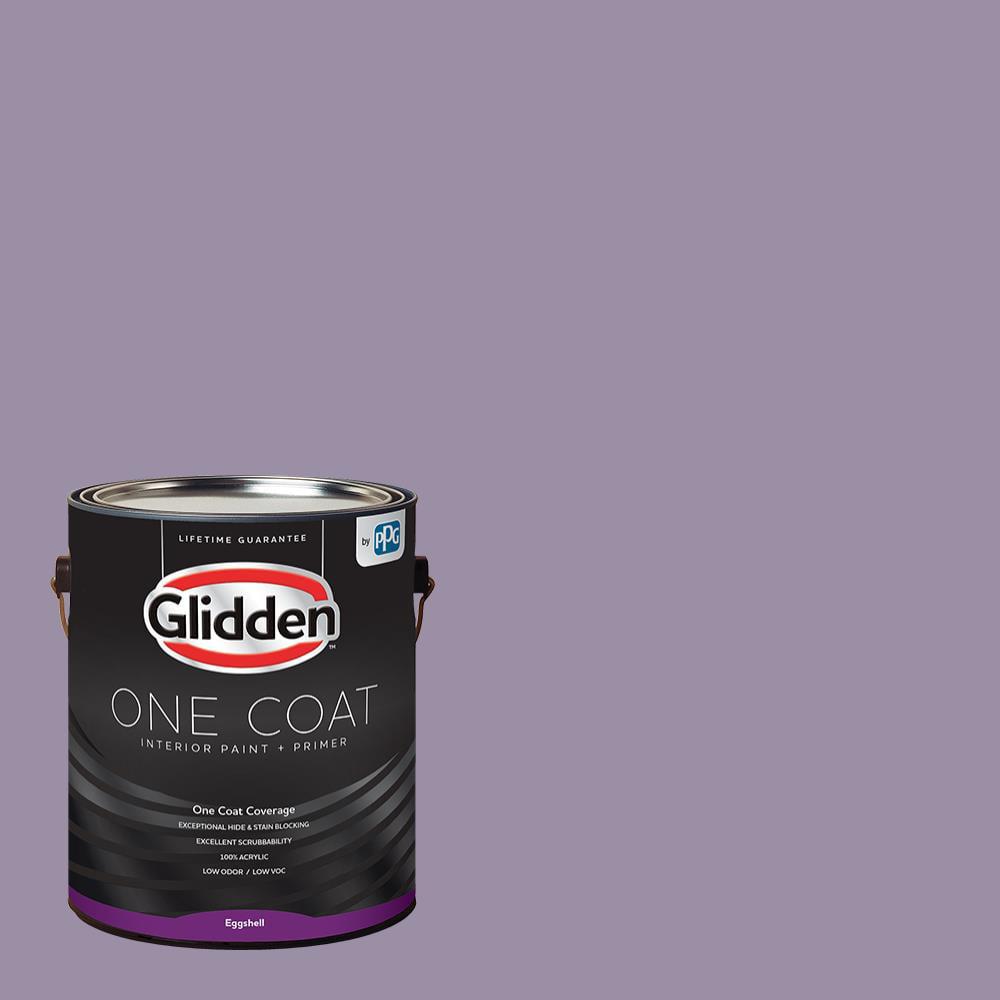 Glidden One Coat, Interior Paint + Primer, Smoky Grape