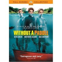 Without a Paddle Full Screen (DVD)