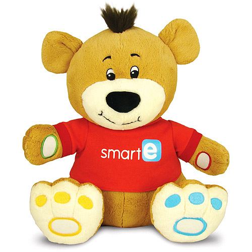 smart-e-bear by Kids Preferred and Intellitoys