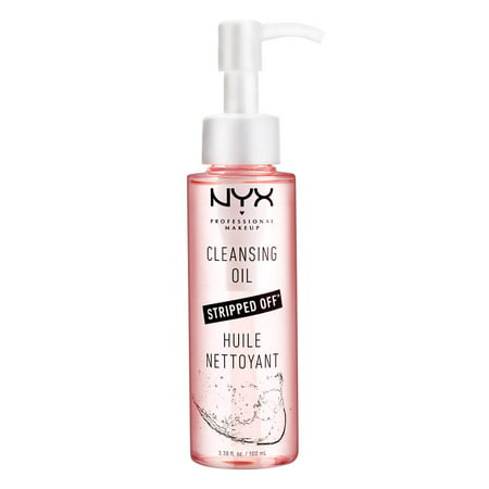 NYX Professional Makeup Stripped Off Cleansing Oil