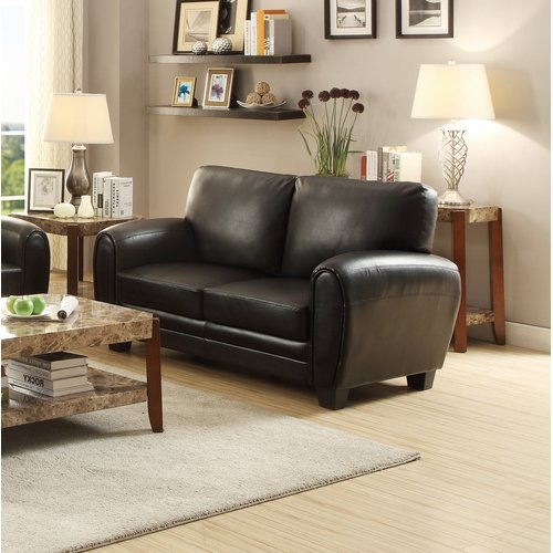 Alcott Hill Leith Loveseat