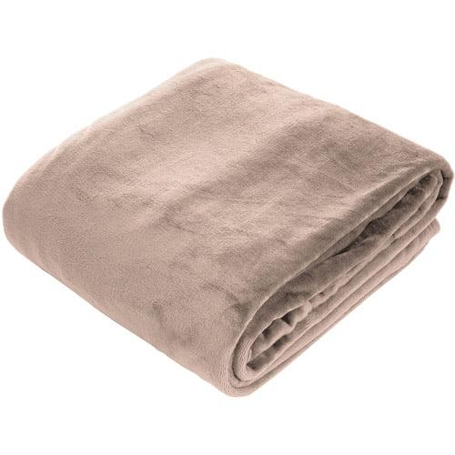 Somerset Home Super Soft Flannel Blanket -Twin