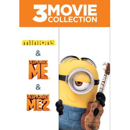 Despicable Me: 3-Movie Collection