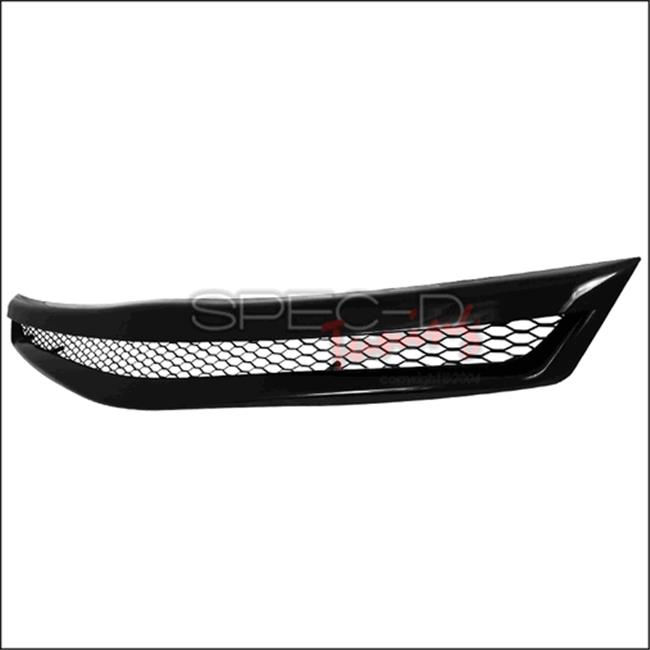 2 Door Hood Grille for 06 to 08 Honda Civic, 10 x 12 x 36 in.