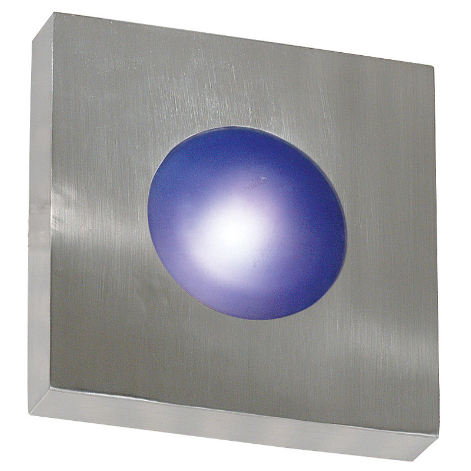 Burst Small Square Sconce/Flush