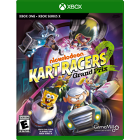 Nickelodeon Kart Racers 2: Grand Prix, GameMill, Xbox One, 856131008213