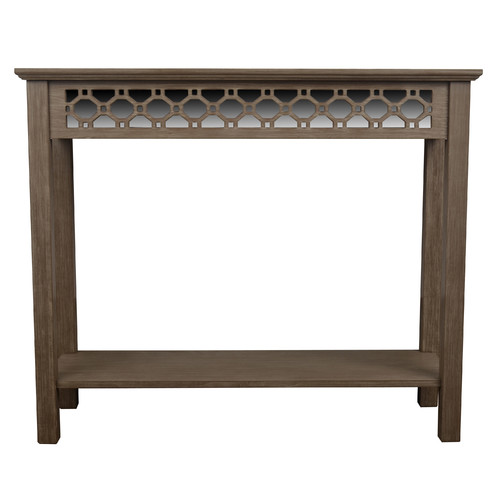 Bungalow Rose Cockrell Hill Console Table with Mirror