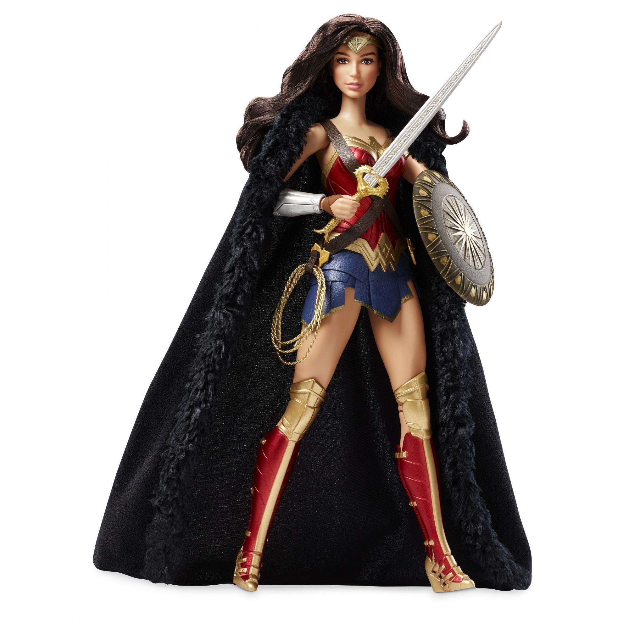 Barbie Wonder Woman Doll by MATTEL INC.