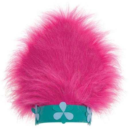 - Trolls Deluxe Poppy Hat (1ct)