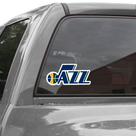 """Utah Jazz WinCraft 8"""" x 8"""" Color Decal - No Size"""