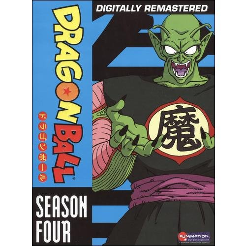 DragonBall: Season Four (Uncut) (Japanese)
