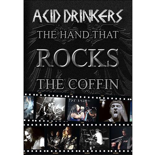 ACID DRINKERS - THE HAND THAT ROCKS THE COFFIN [DVD] [1 DISC] [022891451099]