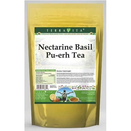 Nectarine Basil Pu-erh Tea (25 tea bags, ZIN: 537744)