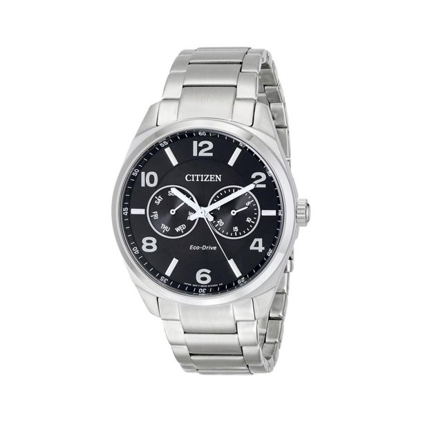 Citizen Men's Eco-Drive Stainless Steel Watch AO9020-84E