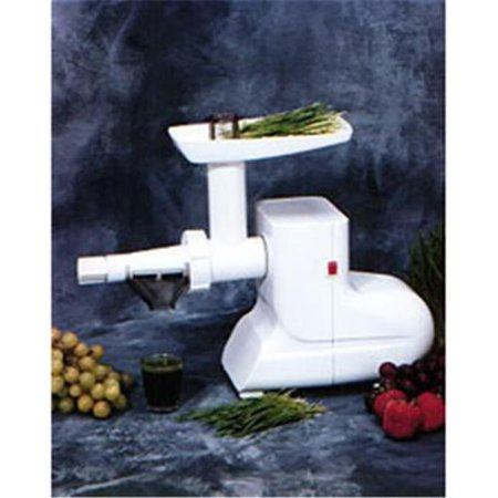 miracle wheatgrass juicer mj 550 manual