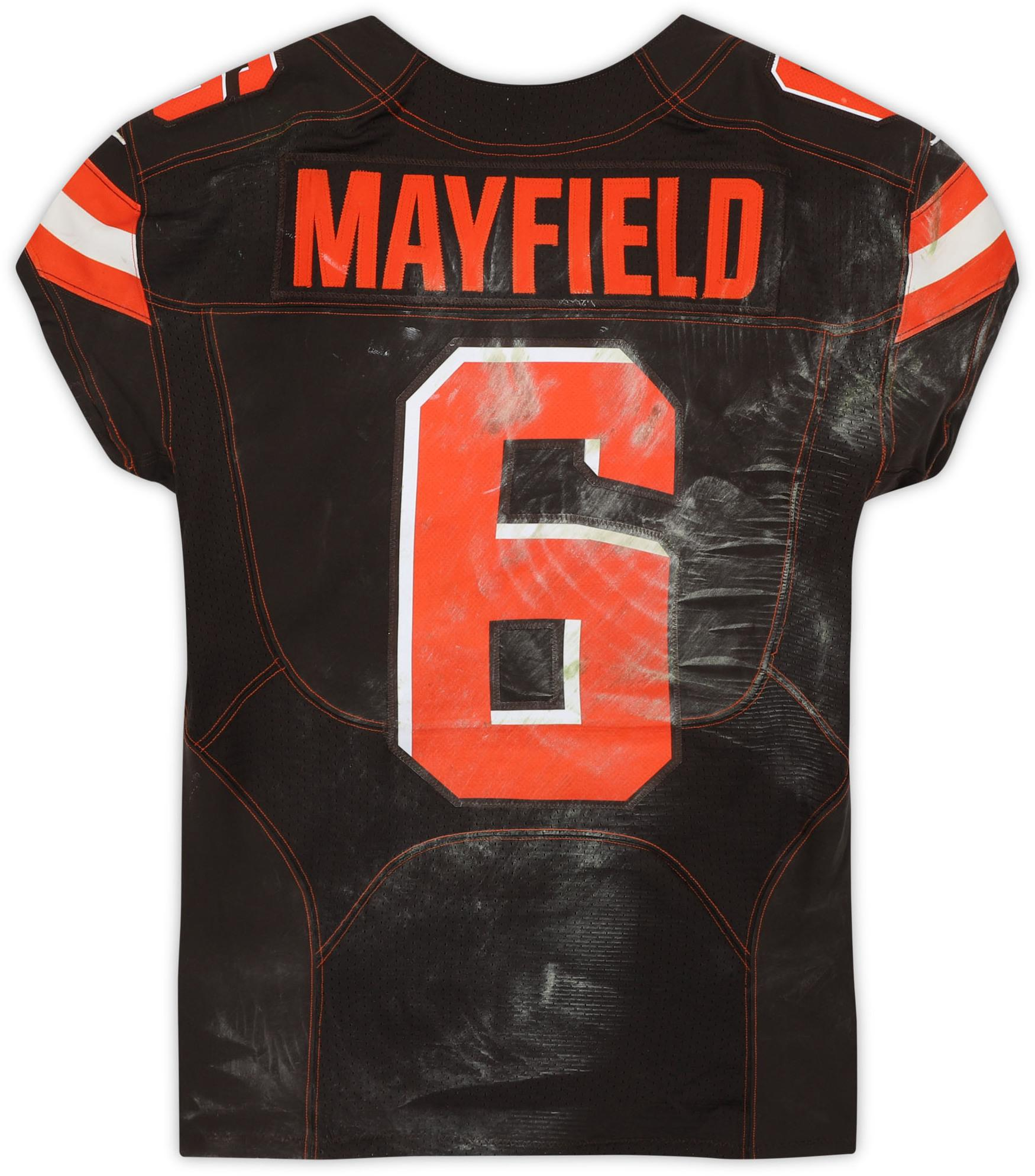 baker mayfield authentic jersey