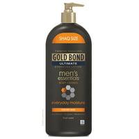 Gold Bond Men's Essentials Everyday Lotion (21 Oz)