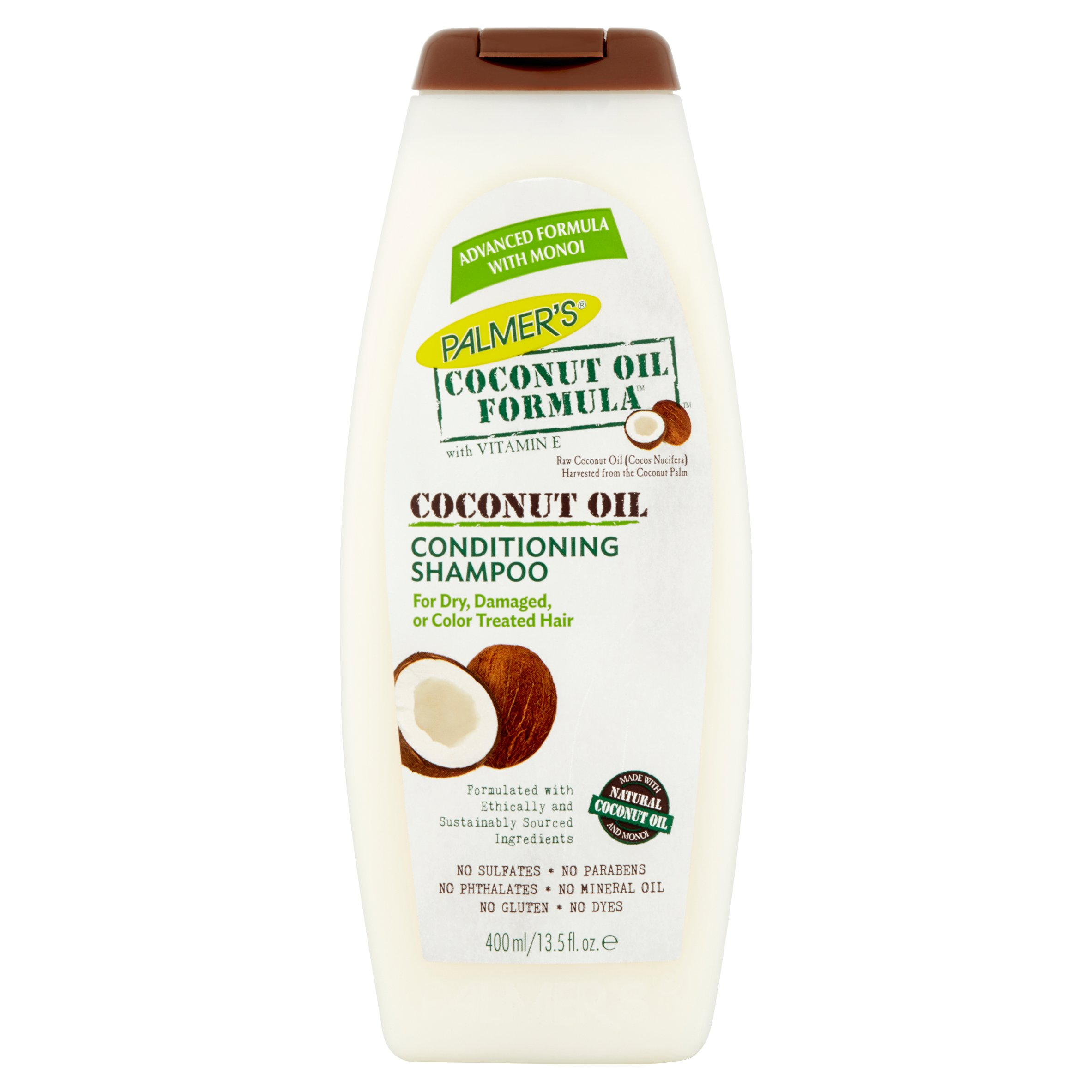 Palmer's Coconut Oil Formula Conditioning Shampoo, 13.5 Oz