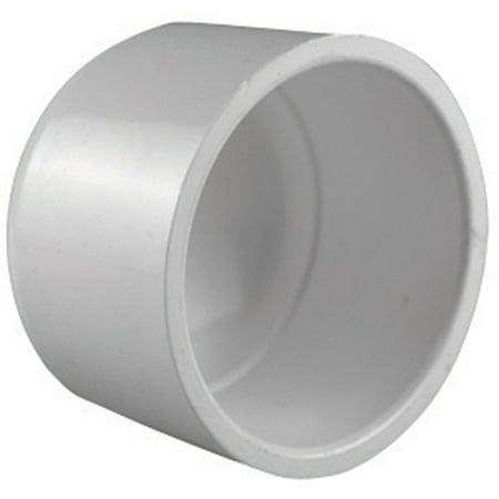 Sch 40 Pvc Cap - Charlotte Pipe Cap Sch 40 Pvc 4
