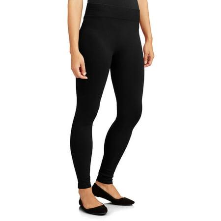 e601ffc3bd08b Faded Glory - Women's Seamless Legging - Walmart.com