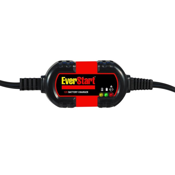 Everstart 12-Volt Battery Charger and Maintainer