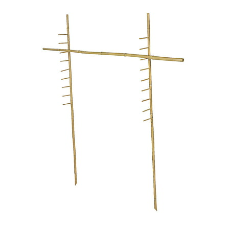 Fun Express - Bamboo Limbo Kit for Party - Toys - Games - Outdoor & Travel Game Sets - Party - 6 - Fun Ideas For Halloween Party Games