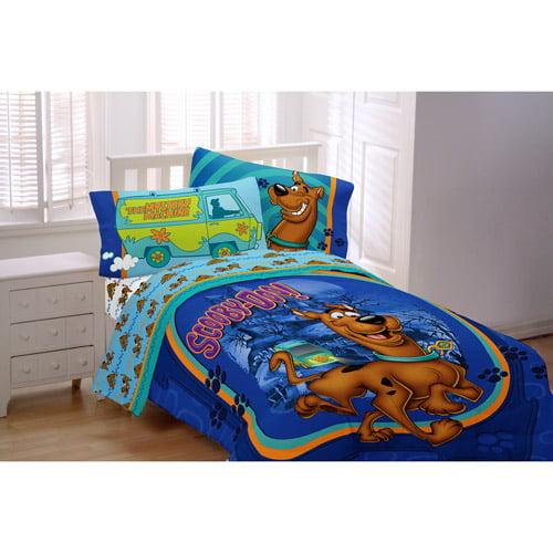Scooby Doo Microfiber Reversible Comforter