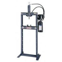 DAKE CORPORATION 909205 Hydraulic Press,10 t,Electric Pump