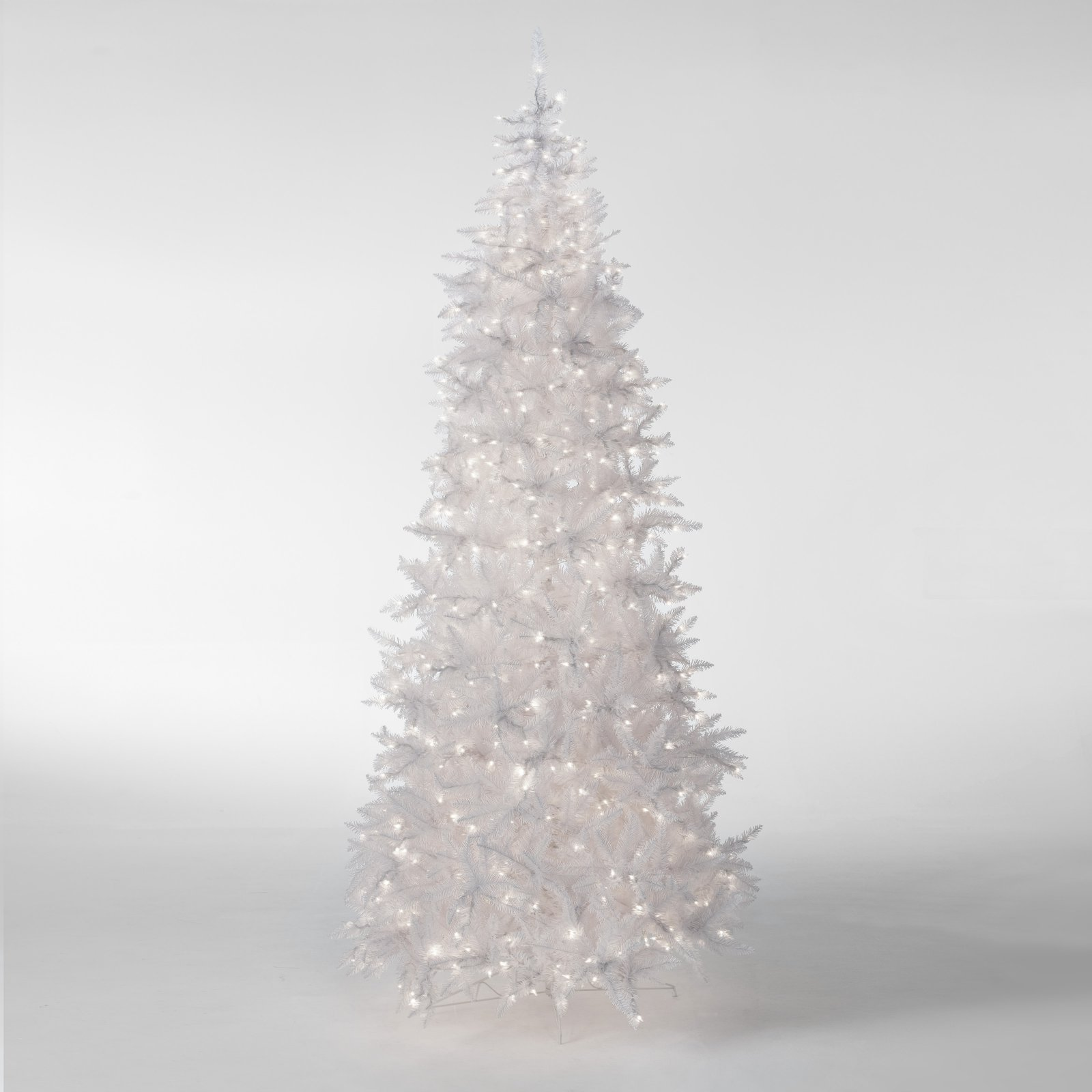 Winter Park Slim Pre Lit Christmas Tree Walmartcom