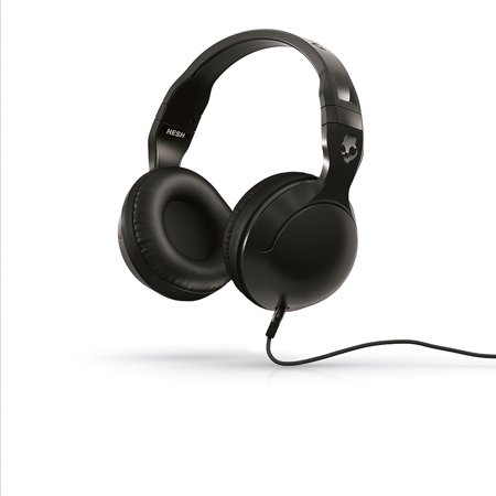 Skullcandy S6hsgy 374 Hesh 2 Headphones  Black Black Gun Metal