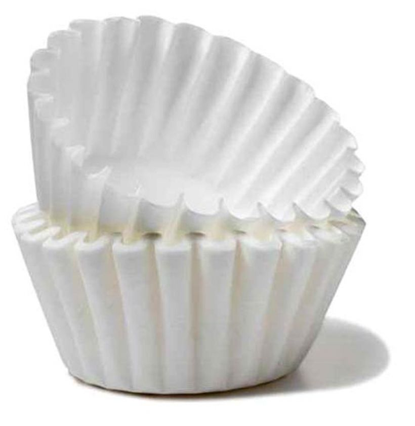 BUNN 476, Regular Coffee Filters for 12-Cup Commercial Brewers, 1000/Cs
