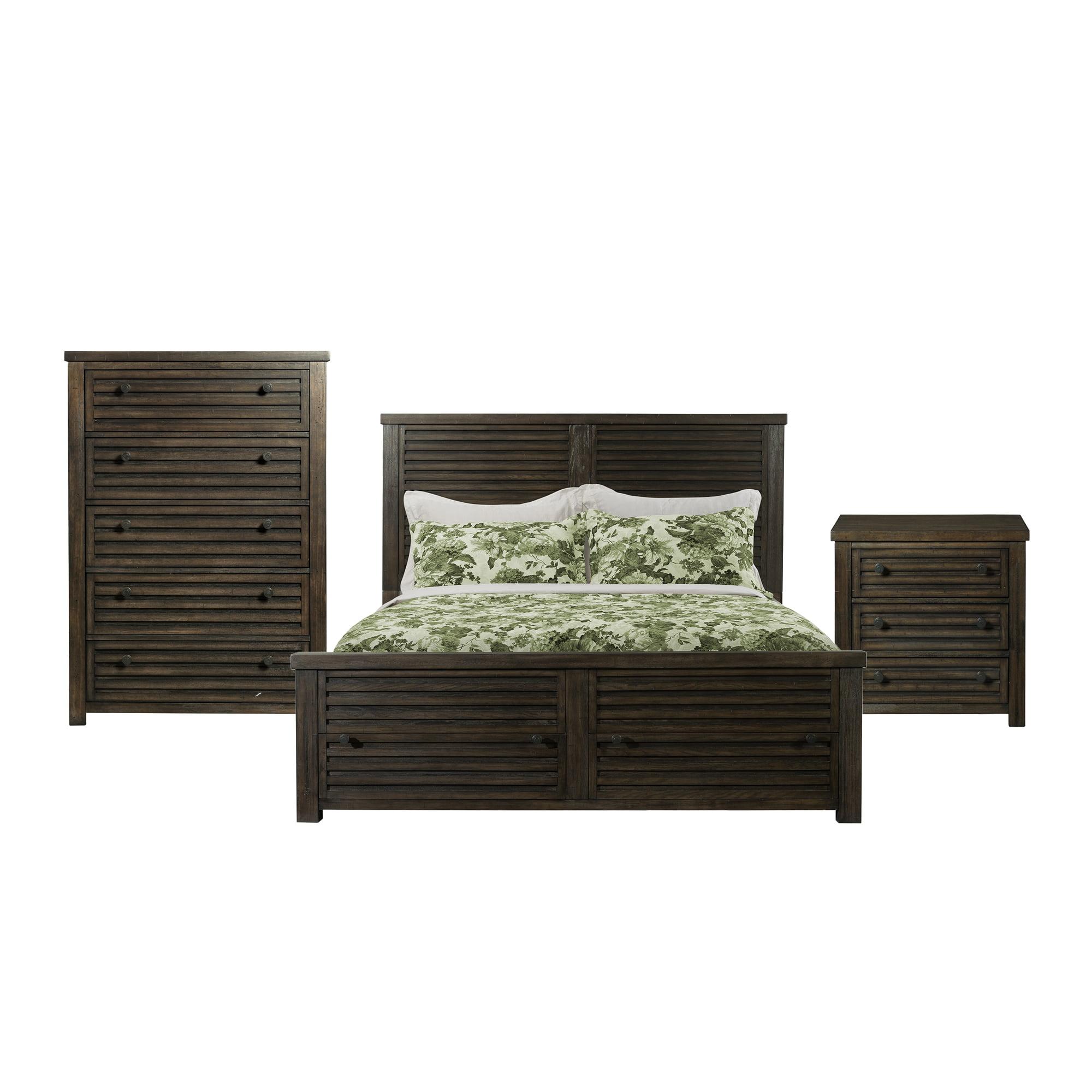 Picket House Furnishings Montego King Storage 3PC Bedroom Set