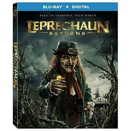 Leprechaun Returns (Blu-ray) - Halloween Returns Movie Trailer