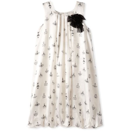 774465f1413a0 US Angels - Us Angels Big Girls  Sleeveless Bubble with Flower ...