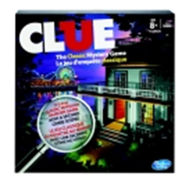 Milton Bradley Classic Clue Game by