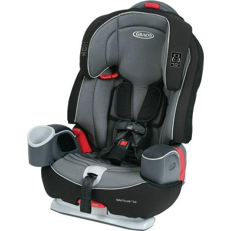 Graco Nautilus   In  Multi Use Harness Booster Car Seat Bravo