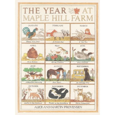 The Year at Maple Hill Farm (Original) (Paperback) (Maples Farm Halloween)