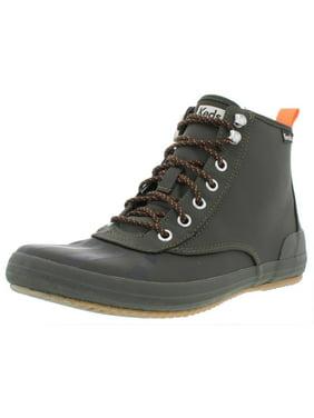87d9482a315 Product Image Keds Womens Scout Splash Water Resistant Rain Boots Green 7  Medium (B